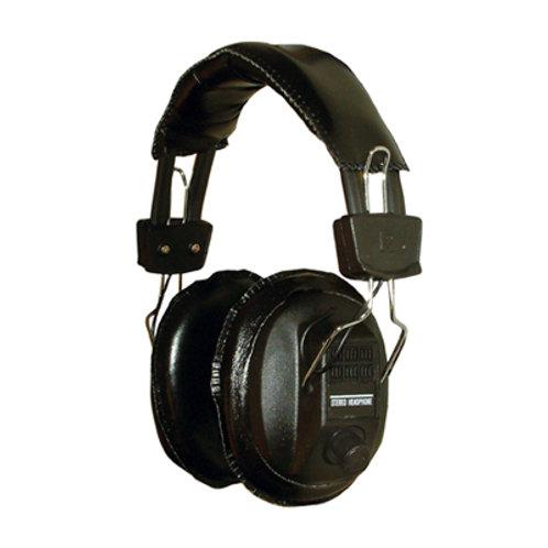 A077B | Headphones | Mono/Stereo Volume Control | Soundlab