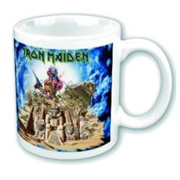 265419B | Mug | Iron Maiden Boxed Mug Somewhere Back In Time