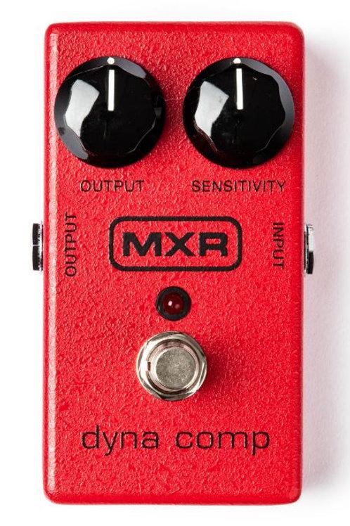 MXR-M102 | Effect Pedal | MXR Dina Comp