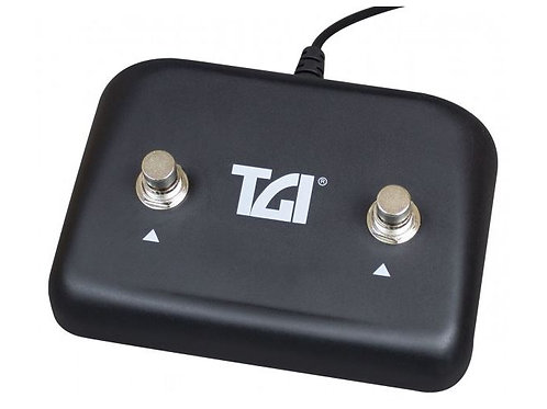 TGFS2 | Effect Pedal | Footswitch Dual Latching | TGI