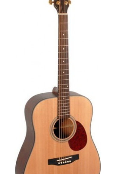 FA1DNS | Freshman Dreadnought - Natural - Acoustic Guitar
