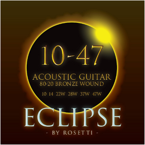 46AST | Acoustic Guitar Strings | Eclipse
