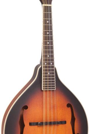 Pilgrim Redwood ~ A-Style Mandolin 'F' Holes
