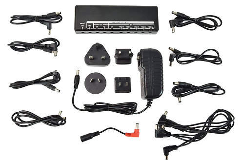 173.086 | CP9 Guitar Pedals Power Supply
