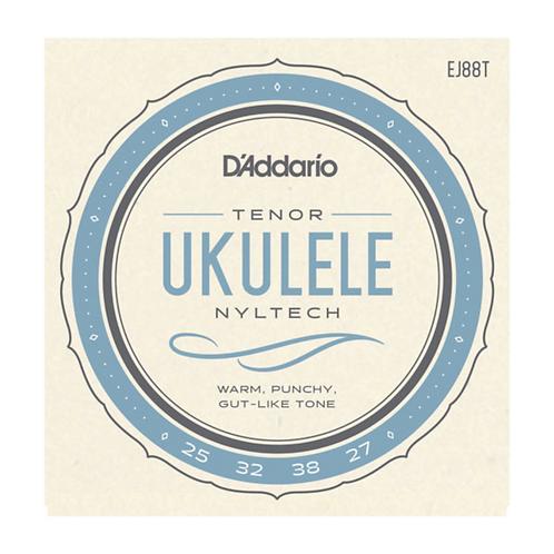 EJ88T | D'addario Tenor Ukulele Strings