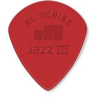 47R   Plectrum   Original XL Series Jazz III   Dunlop