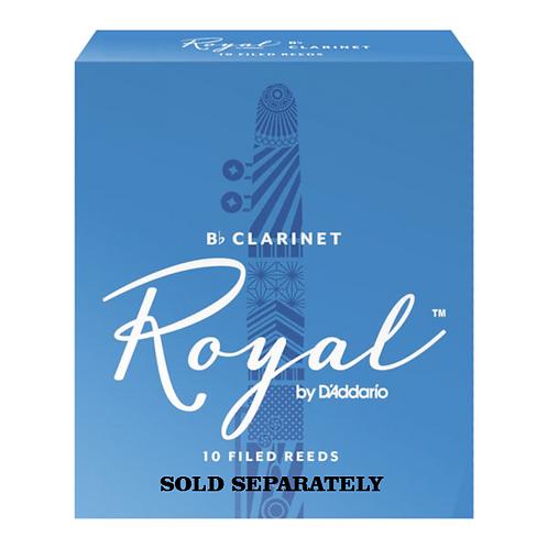 RCB | Royal by D'Addario Bb Clarinet Reed