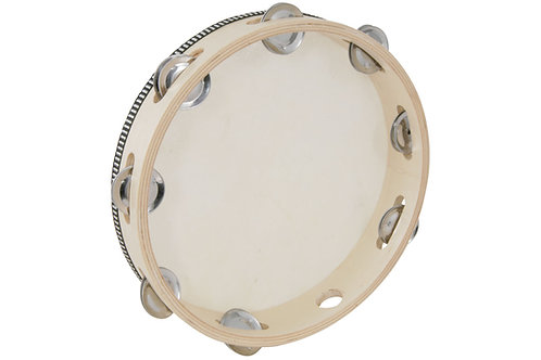 TAMB10H | Headed Tambourines