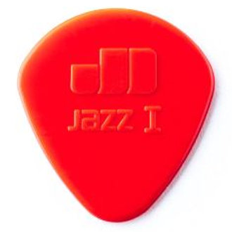 47-1N | Plectrum | Original Nylon Jazz I | Dunlop
