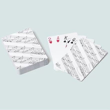 190687T | Game | Sheet Music Playing Cards