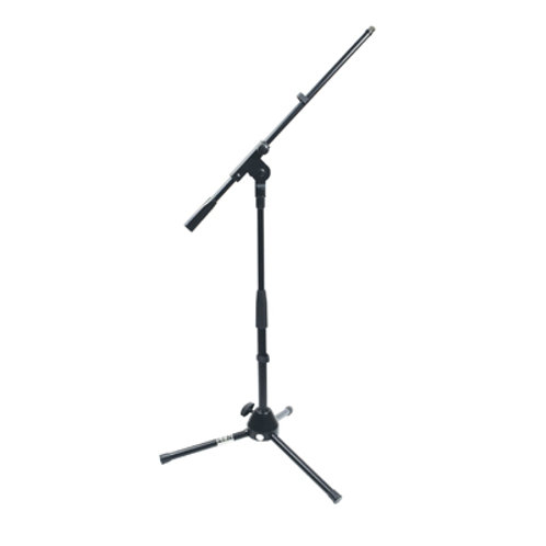 NJS067   Stand   Low Level Microphone Stand with Boom Arm