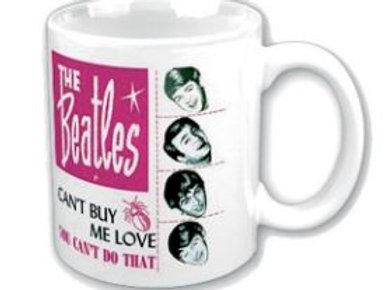 307040J | Mug | Beatles Boxed Mug Can't Buy Me Love