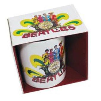 263188Z | Mug | Beatles Boxed Mug Sgt Pepper Naked