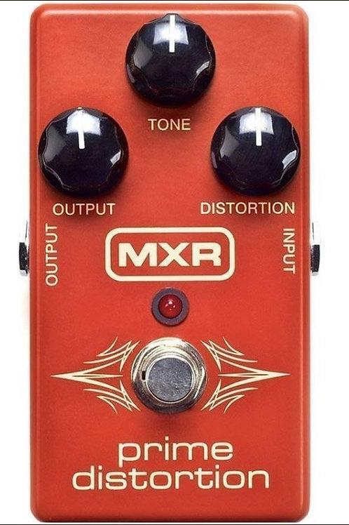 MXR-M6   Effect-Pedal   MXR Prime Distortion