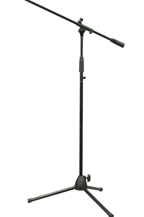 NJS066 | Microphone Stand with Tripod Legs and Boom Arm