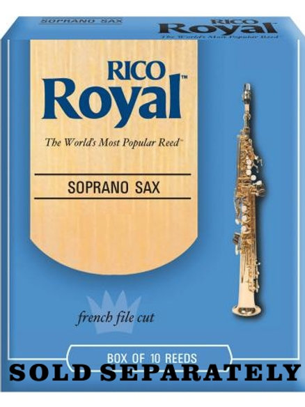 RIB1| Soprano Sax Reed | Rico Royal