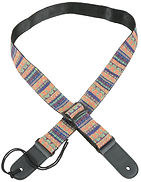 Chord Ukulele Strap Orange-Green-Red 174