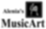 Alenia's Musicart Logo