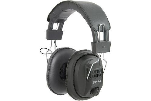100.616 | Headphones | Mono/Stereo Volume Control | Chord