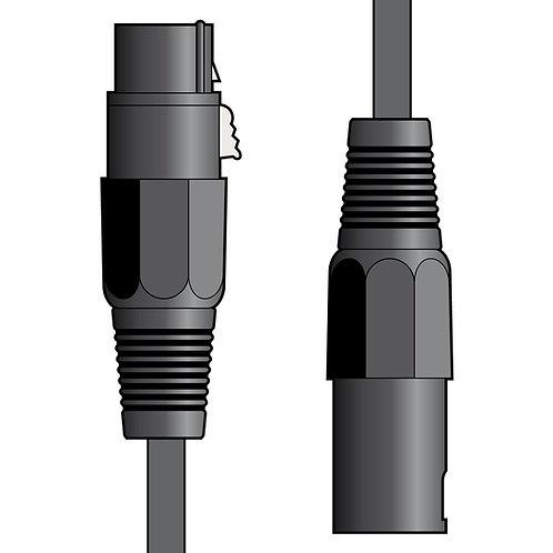 Classic XLR to XLR Microphone Lead