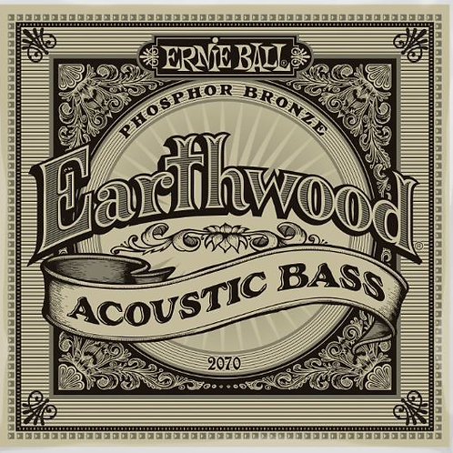 2070 | EARTHWOOD PHOSPHOR BRONZE | ACOUSTIC BASS STRINGS | 45-95 GAUGE