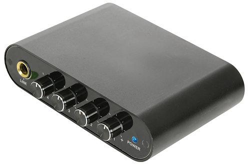 170.198   Headphone Amplifier 4 Output   QTX