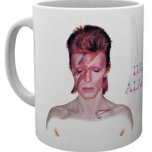 286436H | Mug | David Bowie Boxed Mug Aladdin Sane