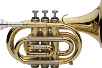 J. Michael Pocket Bb Pocket Trumpet - TR350PL