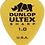 DUNLOP ULTEX SHARP PLECTRUM