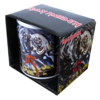 263488P | Iron Maiden Boxed Mug Number Of The Beast