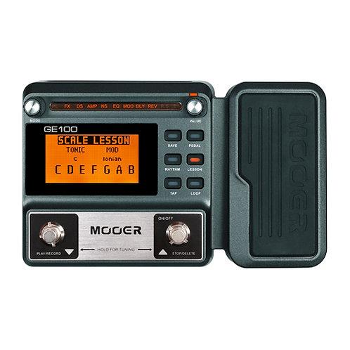 GE100 | MOOER GUITAR MULTI EFFECT PROCESSOR