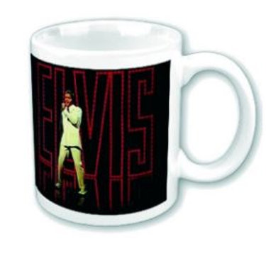 2654316 | Mug | Elvis Presley Boxed Mug 68 Special