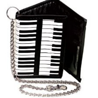 244067L | Fashion | Wallet With Chain Keyboard