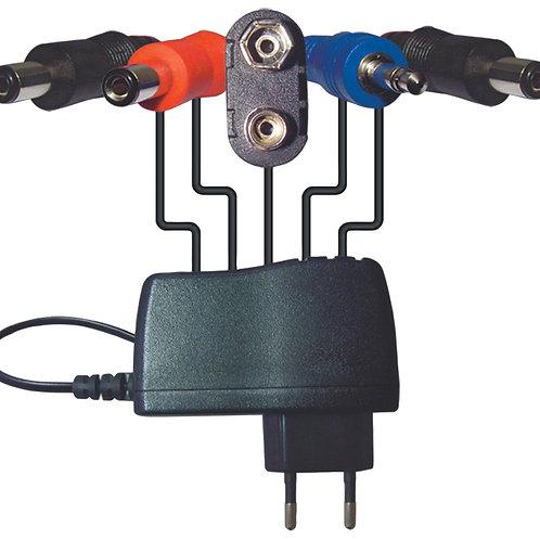 ZB542 | Behringer PSU-HSB-ALL Multi Foot Pedal Power Supply