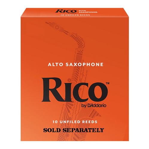 RJA | Rico by D'Addario Alto Saxophone Reeds