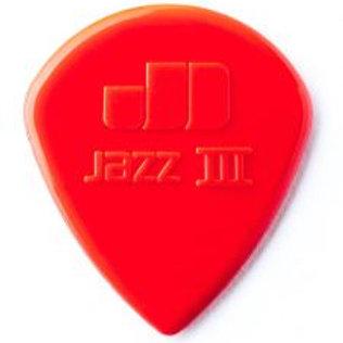 47R | Plectrum | Original Jazz III | Small Profile | Dunlop