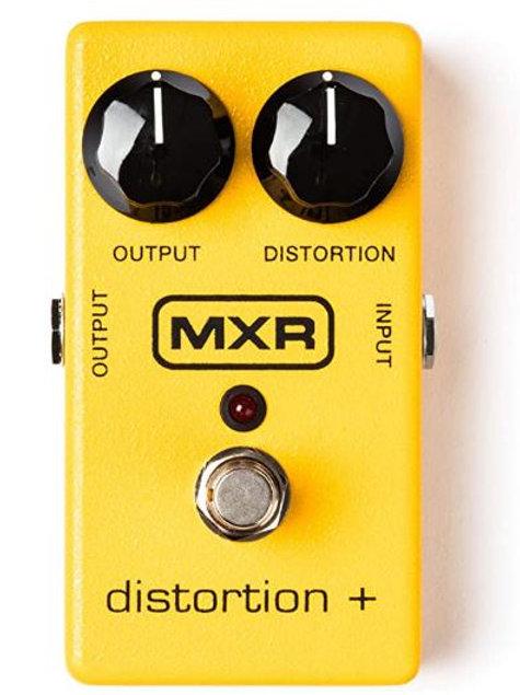 MXR-M104 | Effect Pedal | MXR Distortion+