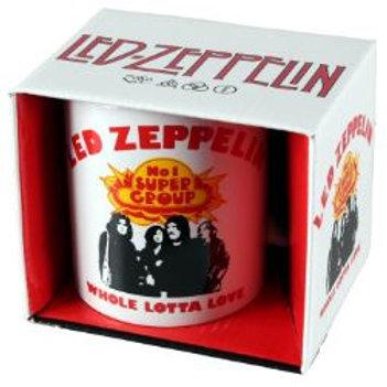 263489F   Mug   Led Zeppelin Boxed Mug Whole Lotta Love