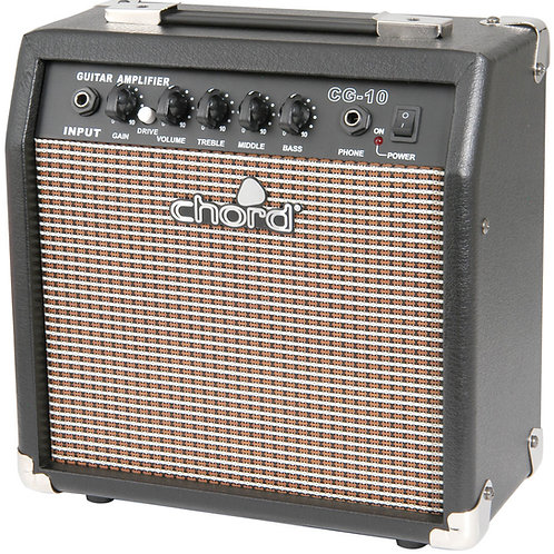 173.044 | Chord Guitar Amplifier 10W | CG-10