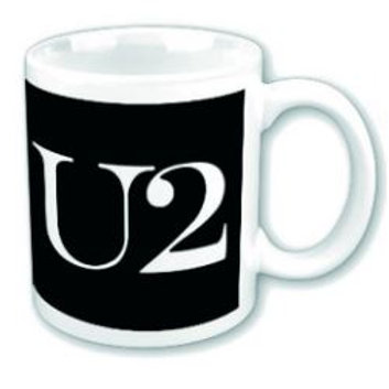 264391X | Mug | U2 Boxed Mug Logo