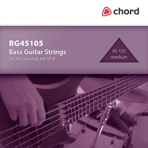 CHORD BASS GUITAR STRINGS 45-105