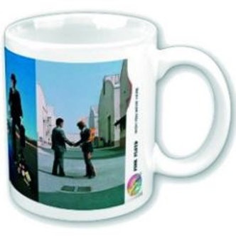 268094Q | Mug | Pink Floyd Boxed Mug Wish You Were Here