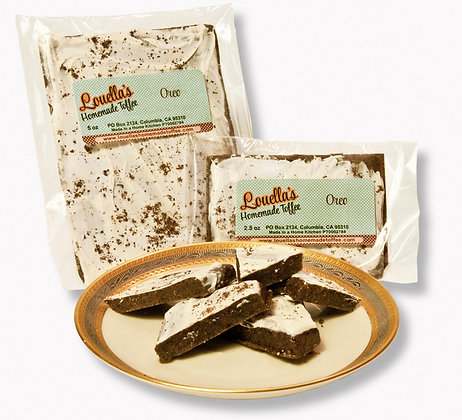 Oreo Cookie Toffee