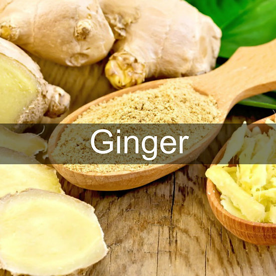 Ginger Essential Oil 10ml Roller
