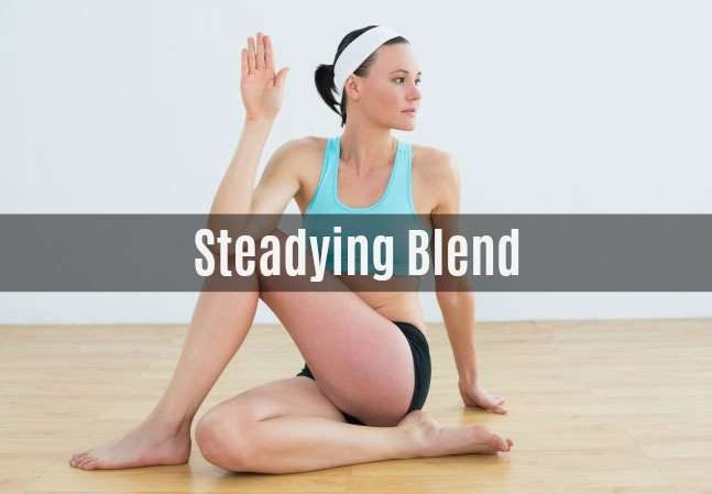 Steadying Blend Essential Oil 10ml Roller