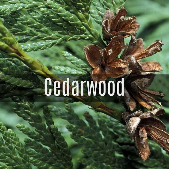 Cedarwood Essential Oil 10ml Roller