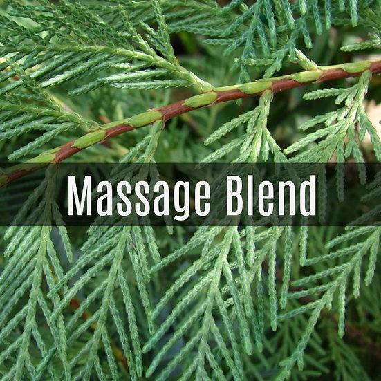 Massage Blend Essential Oil 10ml Roller