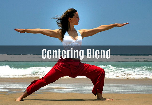 Centering Blend Essential Oil 10 ml Roller