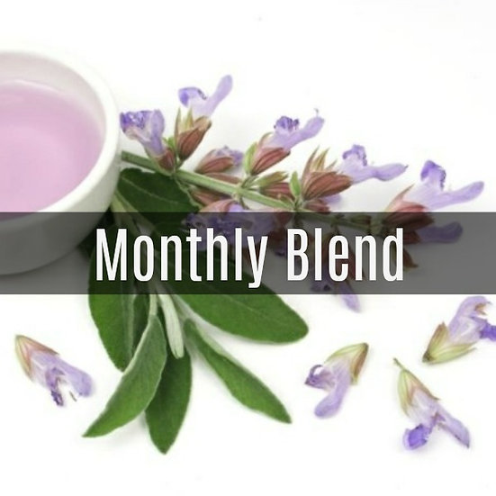 Monthly Blend Essential Oil 10ml Roller