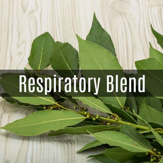 Respiratory Blend Essential Oil 10ml Roller